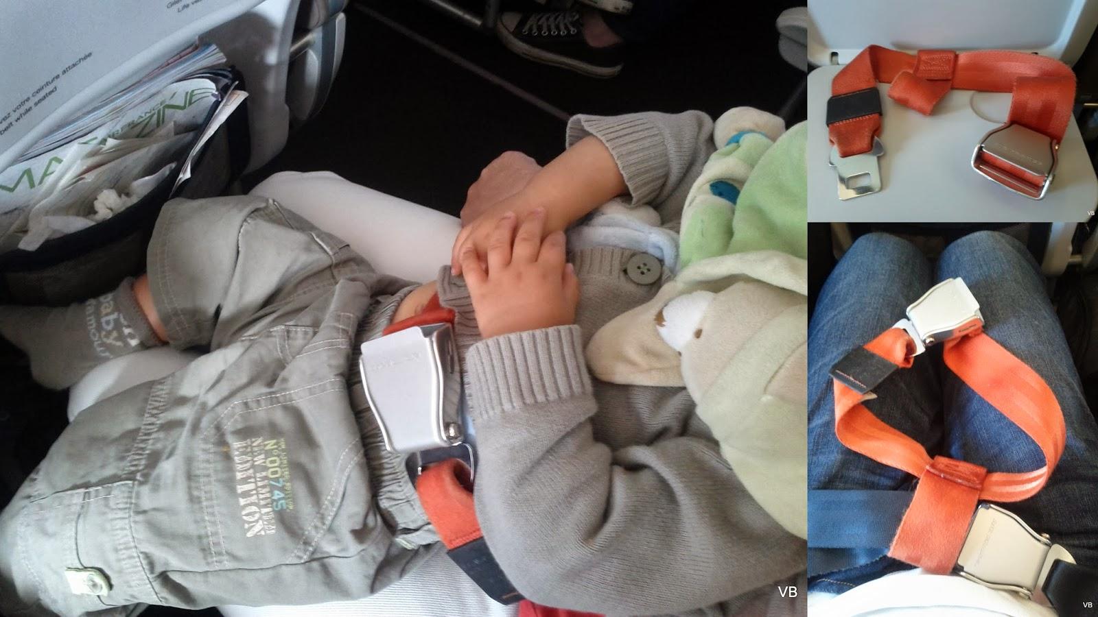 Le voyage d'un bébé
