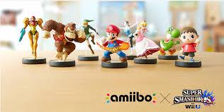 Les Amiibos de Nintendo