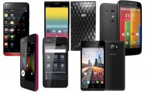 Les ventes de smartphones ont progressé de 26,3 % par rapport à 2013