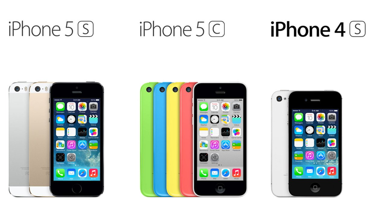 L'iPhone 5C tire sa révérance