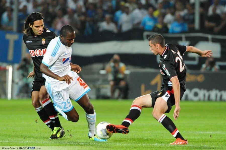 Ligue1: Monaco face à l'OM