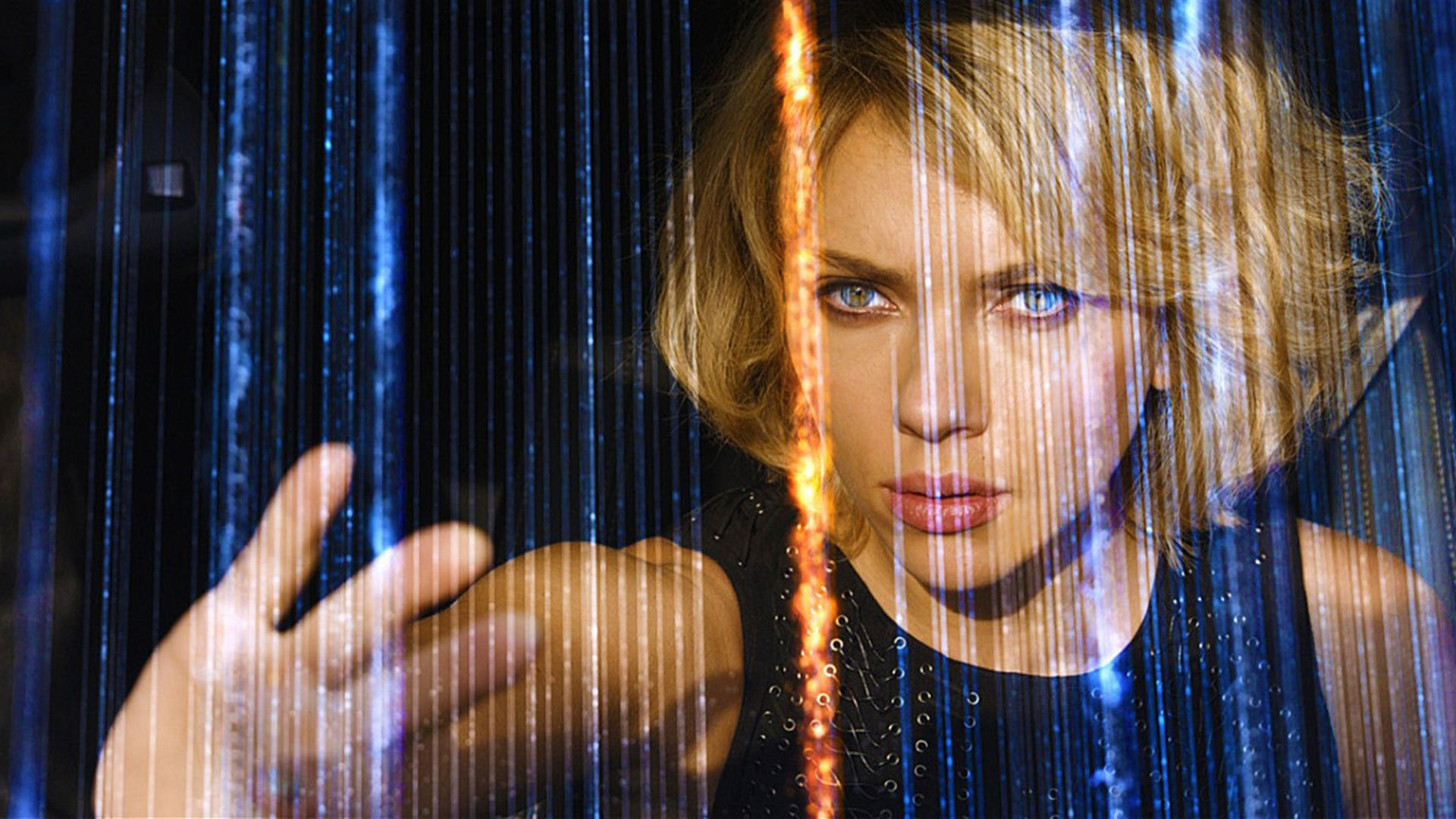 Lucy incarnée par Scarlett
