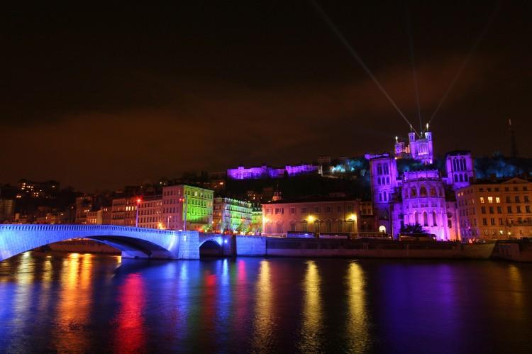 Lyon - Fête des Lumières 2014