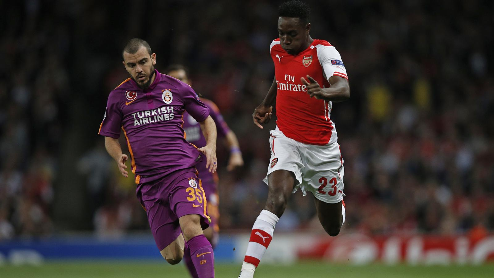 Match Galatasaray vs Arsenal en direct live streaming