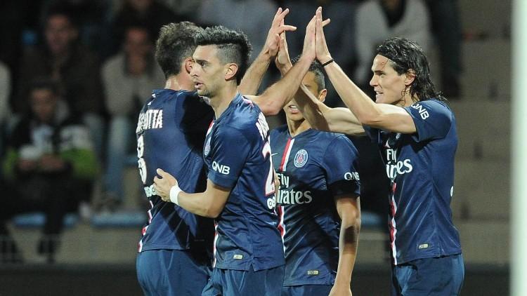 Match Paris Saint Germain vs Girondins de Bordeaux en direct live streaming