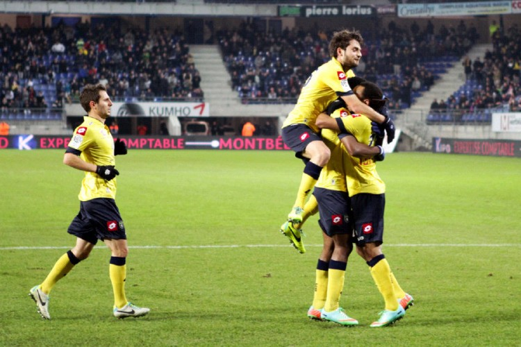 Match FC Sochaux vs Angers SCO en direct live streaming