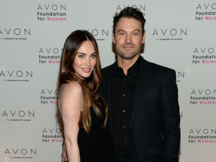 Megan Fox et son mari Brian Austin Green