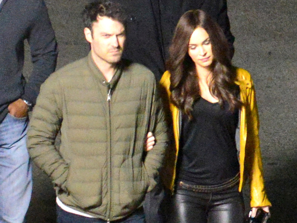 Megan Fox et son mari Brian Austin Green, victimes d'un accident de voiture