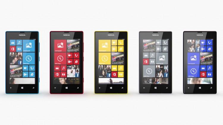 Microsoft lancerait un Lumia ressemblant fortement au Lumia  520