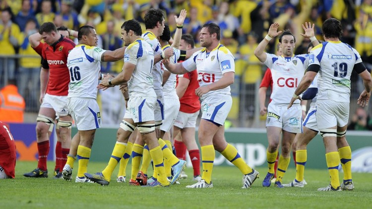 Munster vs Clermont Auvergne