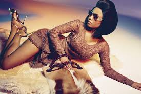 Nicki Minaj  égérie Roberto Cavalli