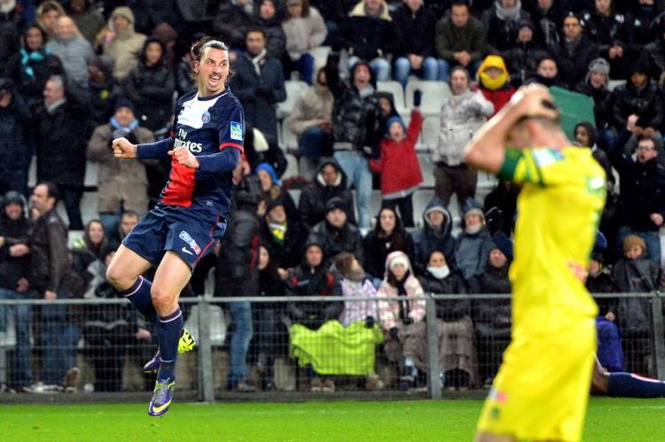 Match PSG - Nantes en direct live streaming