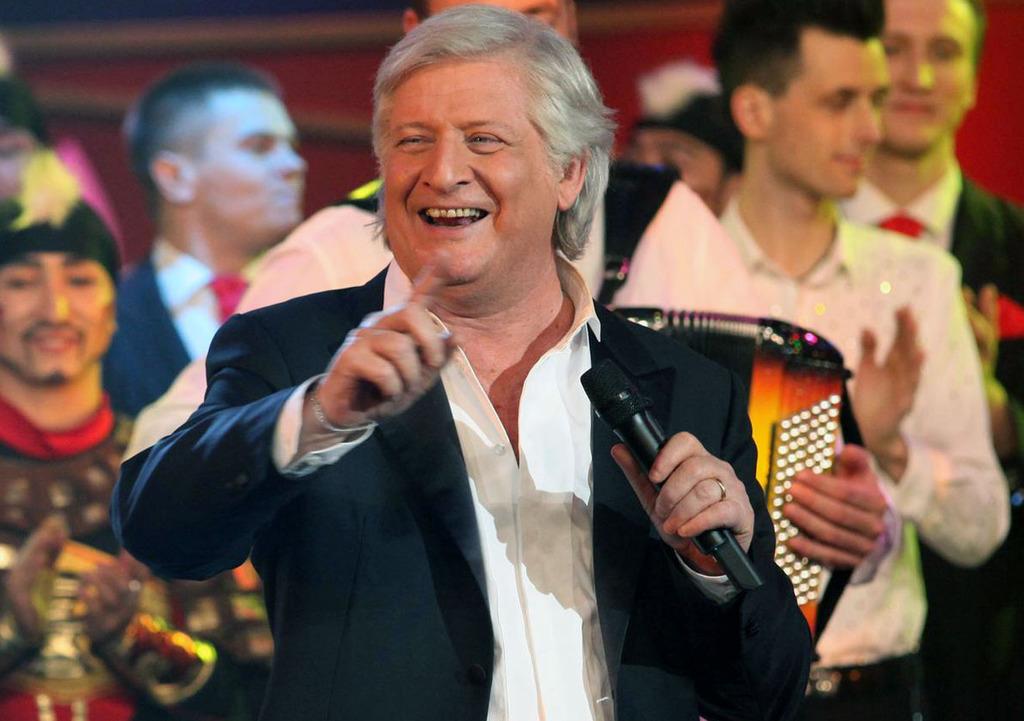 Patrick Sébastien - Le Plus grand cabaret du monde sur France 2
