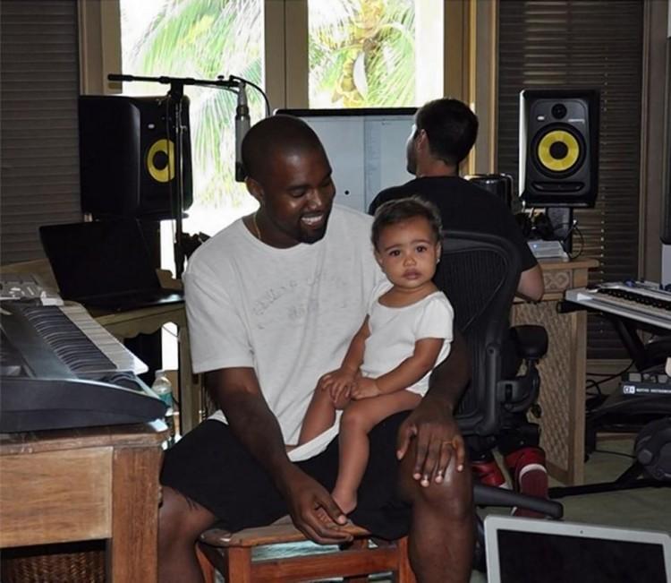 Quand il s'agit de North Kanye ne compte pas