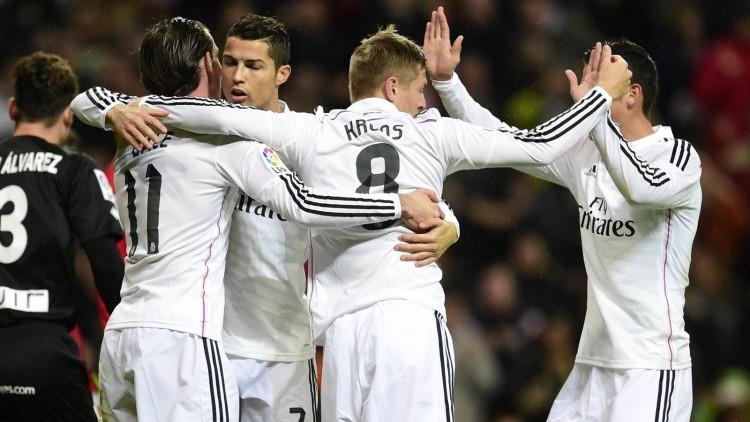 Match Real Madrid vs Schalke 04 en direct live streaming