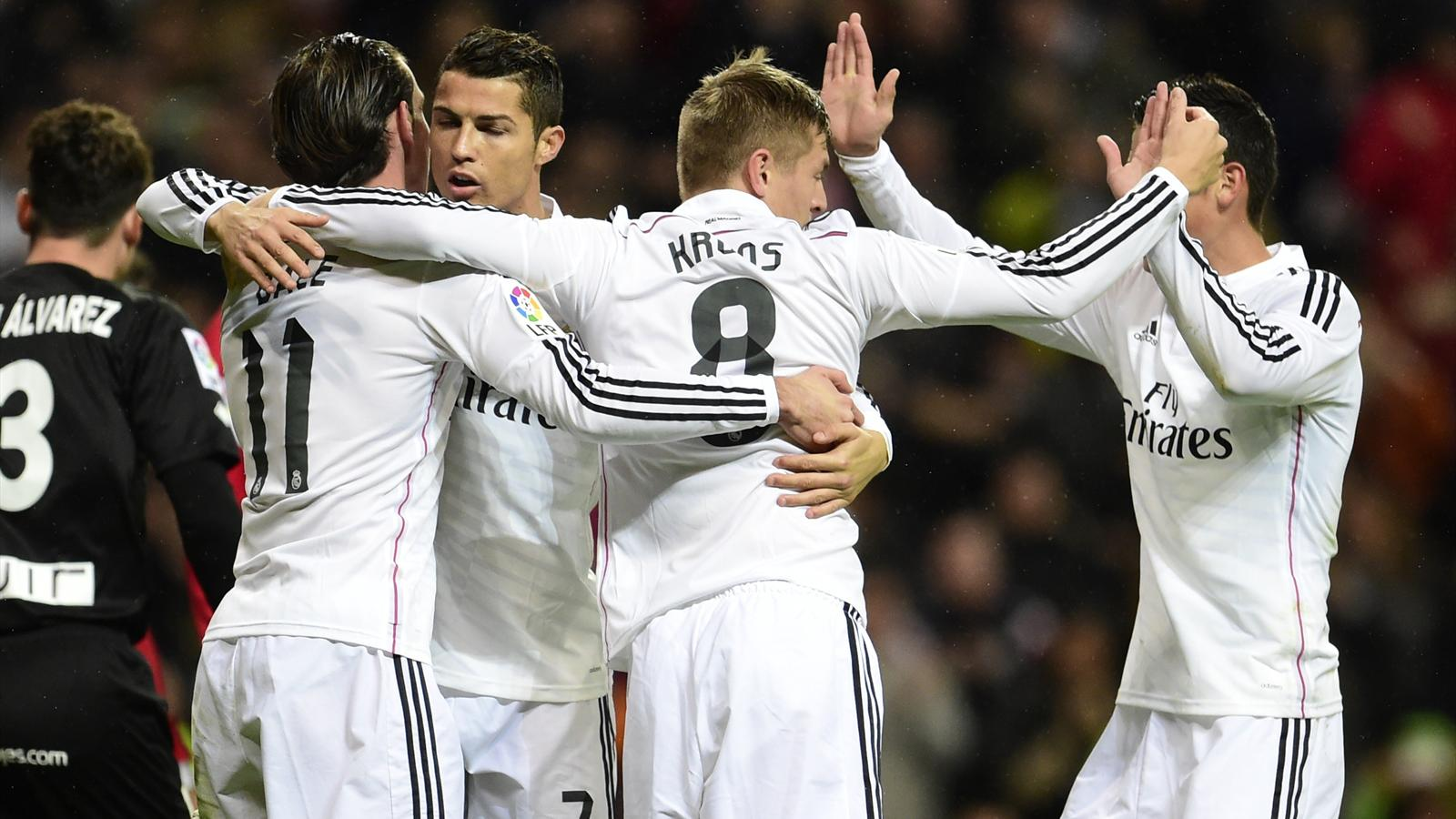 Match Real Madrid vs Milan AC en direct live streaming