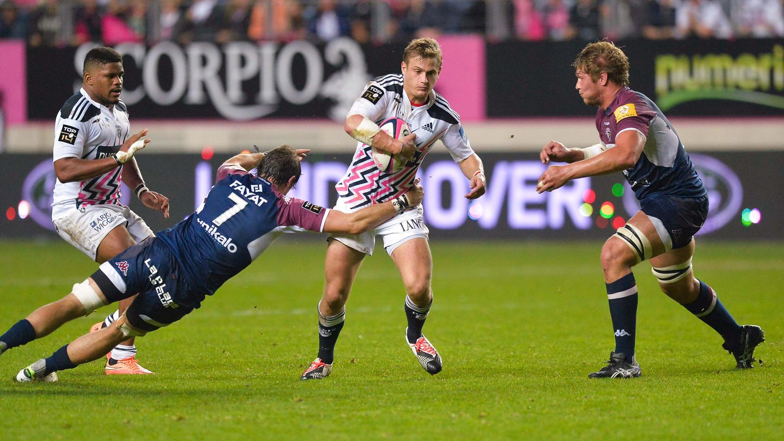 Rugby Top 14: Grenoble vs Stade Français en direct live streaming