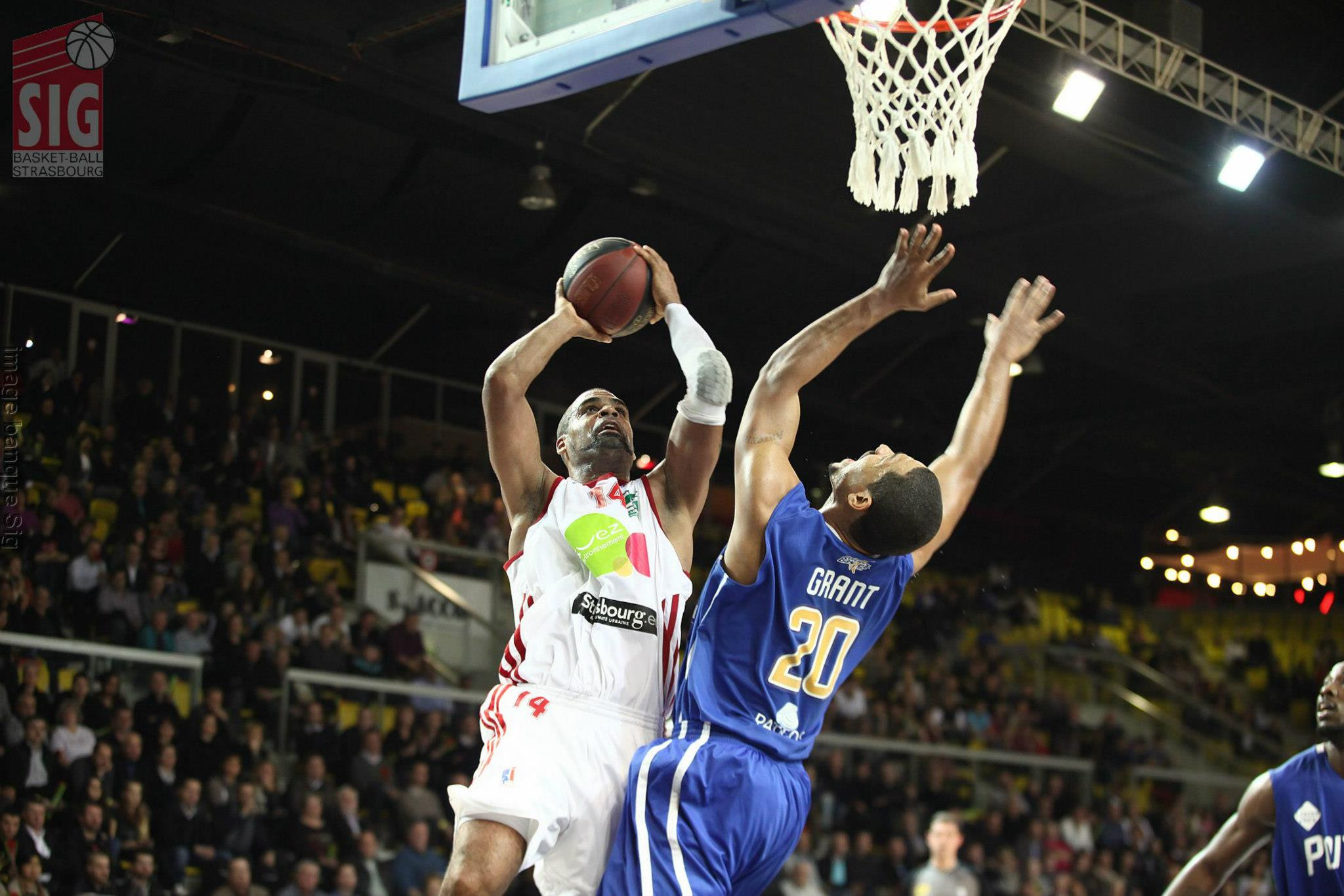 SIG Strasbourg vs Paris Levallois en direct live streaming