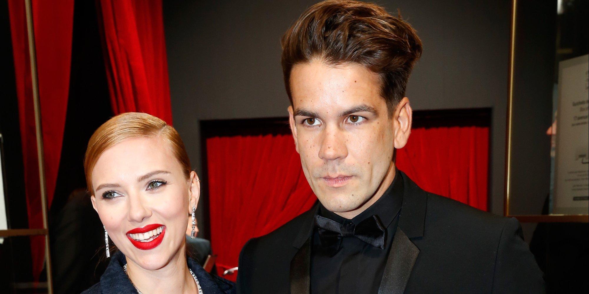Scarlett Johansson et Romain Dauriac se sont mariés