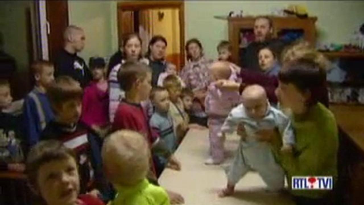 Serge Reignier a 31 enfants