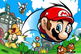 Super Mario en film