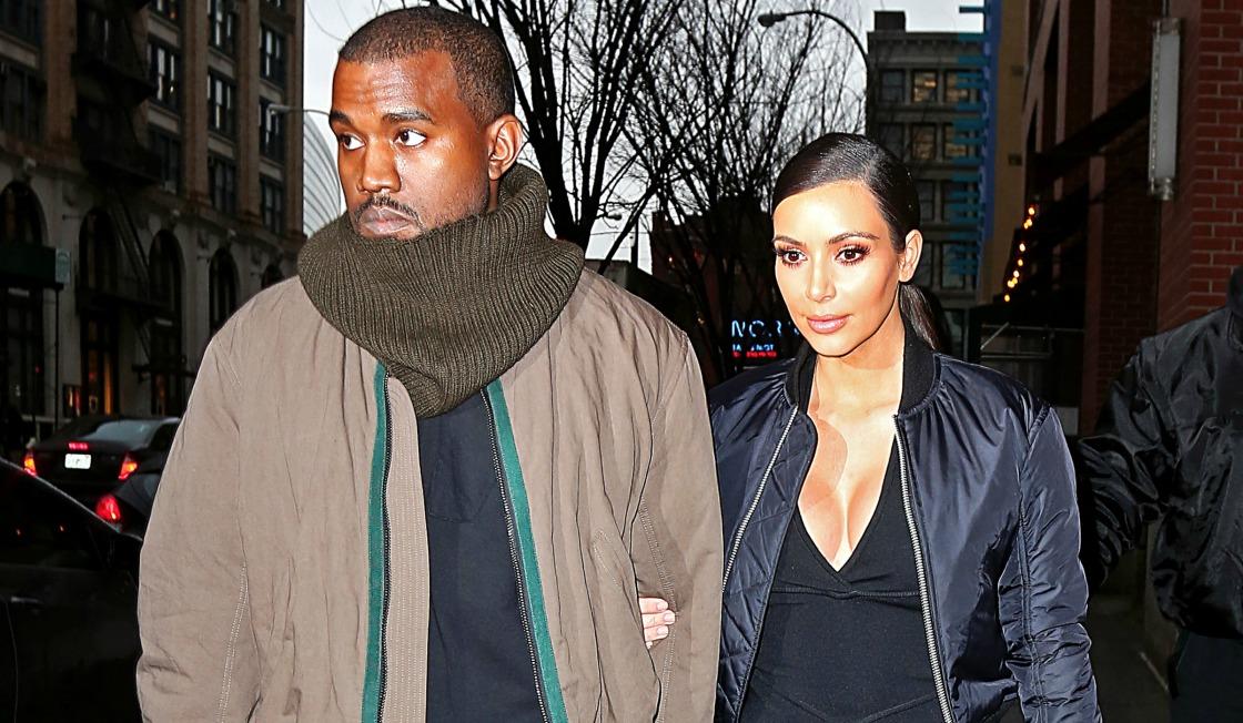 Un deuxième enfant pour Kim et Kanye