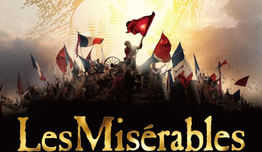 Une version restaurée des Misérables de Victor Hugo en coulours