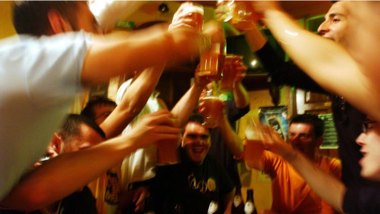 Binge drinking 6 Américains en meurent chaque jour