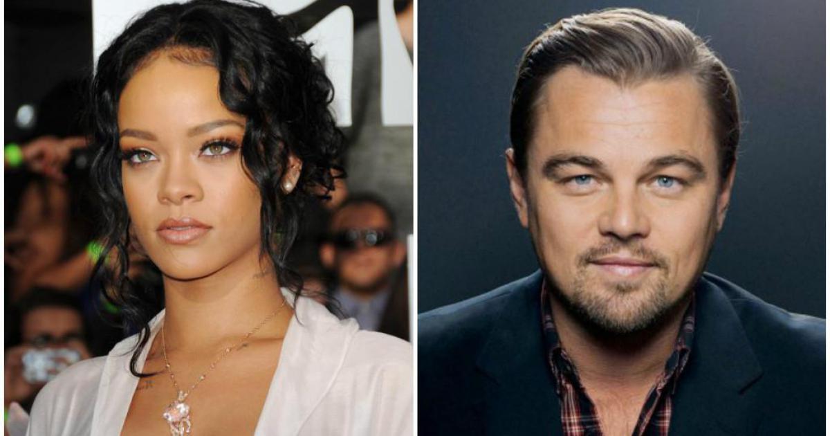 C'est chaud entre Rihanna et Leonardo