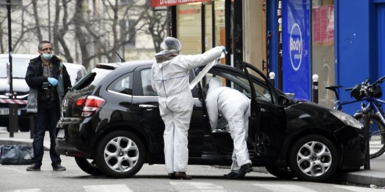 Attentat terroriste au siège de Charlie Hebdo
