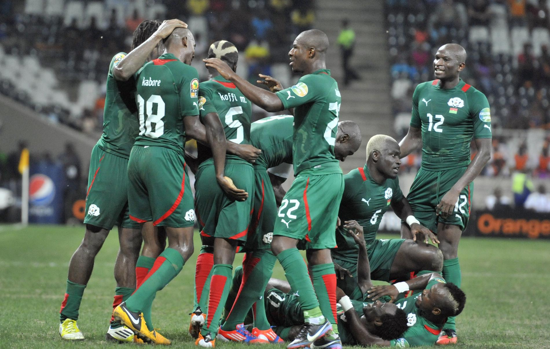 Congo vs Burkina Faso en direct live streaming