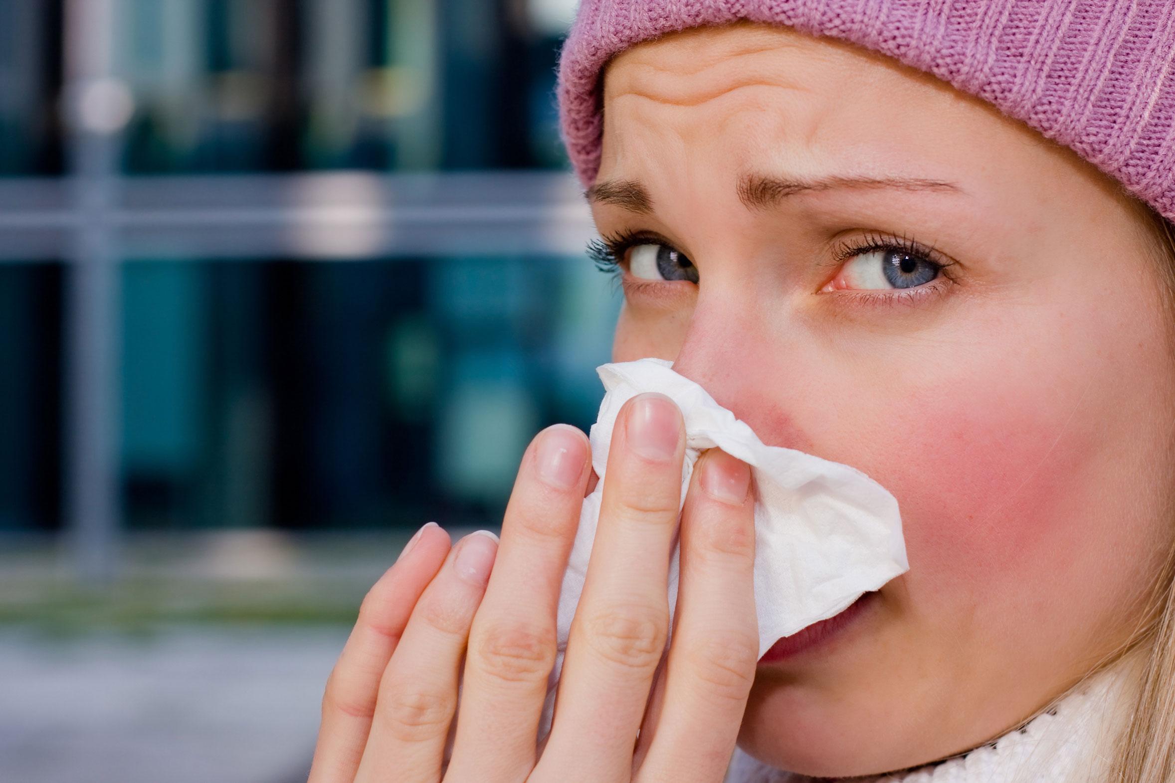 Epidémie de grippe en France