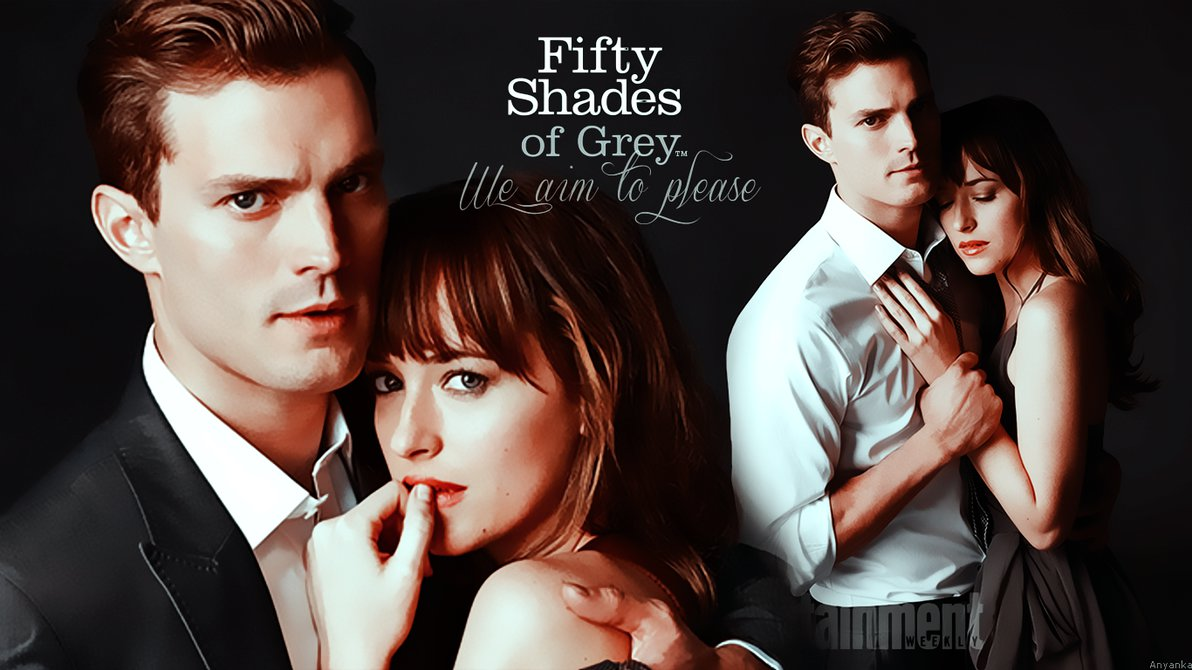 Fifty Shades of Grey,