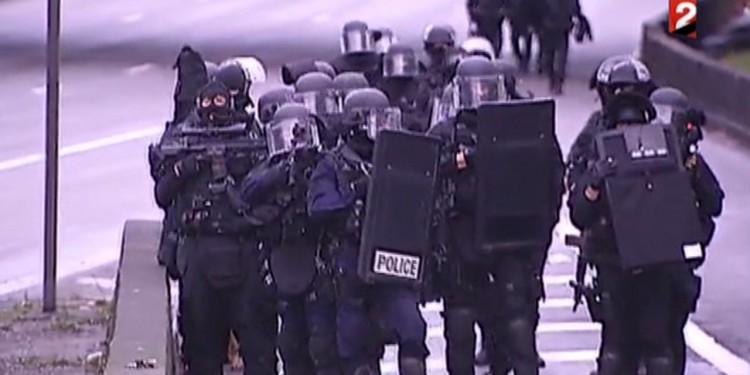 Prise d'otage dans une épicerie casher à Porte-de-Vincennes