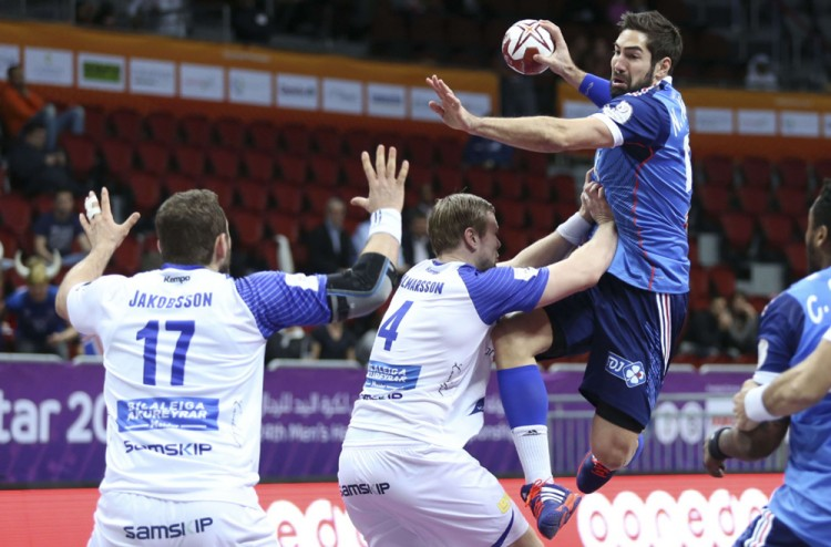 Match Handball France Argentine en direct live streaming