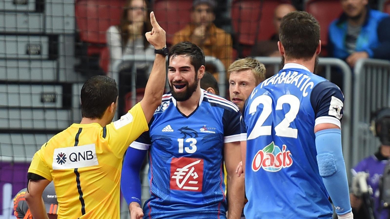 Match Handball France Argentine en direct live streaming