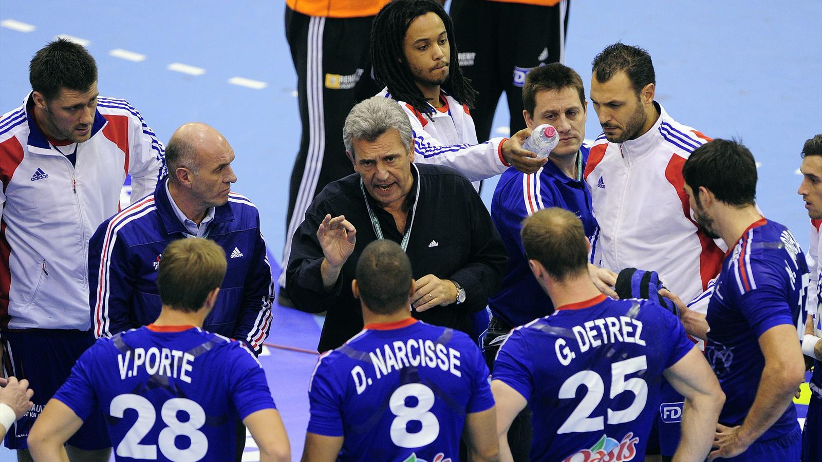 Match Handball France vs Egypte en direct live streaming