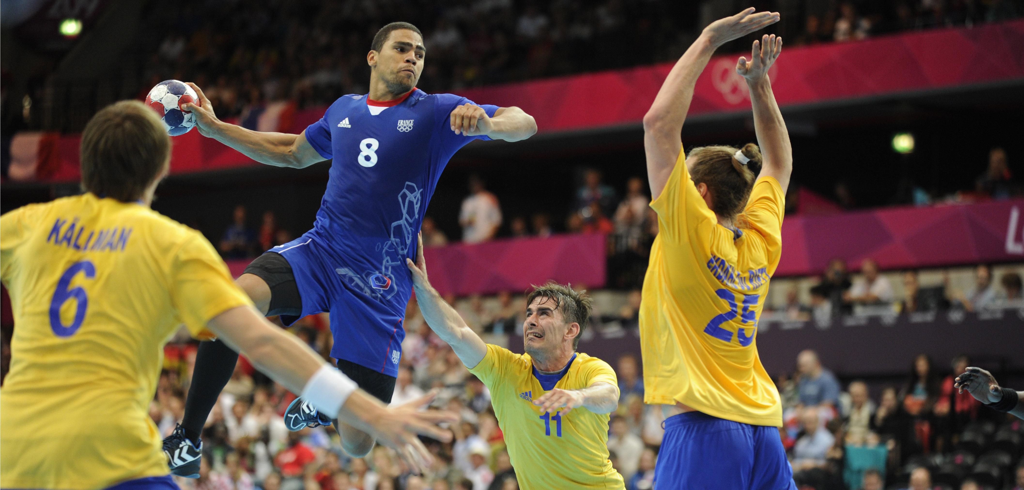 Match Handball France vs Suède en direct live streaming