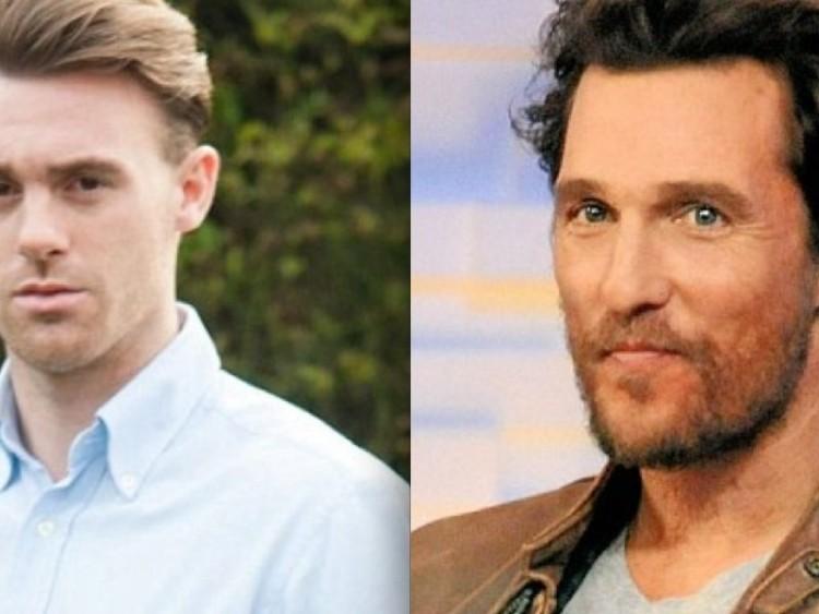 Il se prend pour Matthew McConaughey