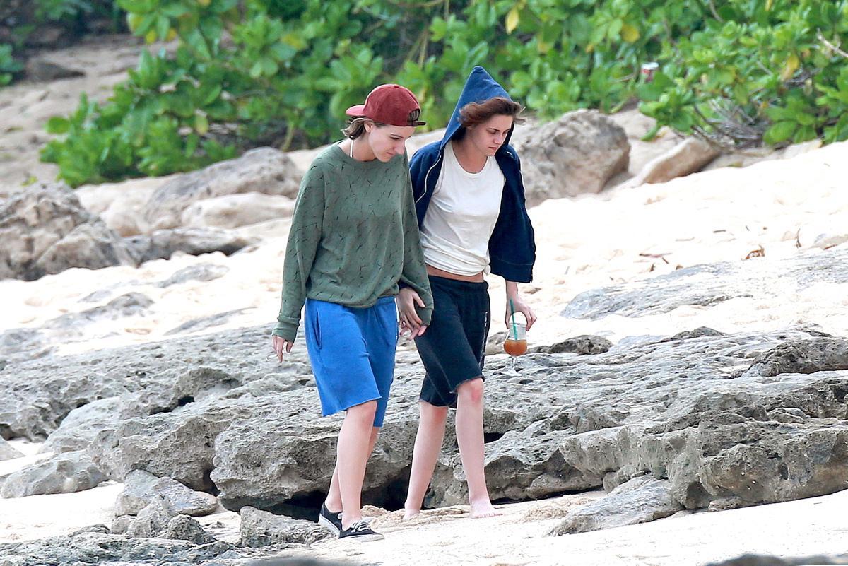 Kristen Stewart et Alicia Cargile ne se quittent plus