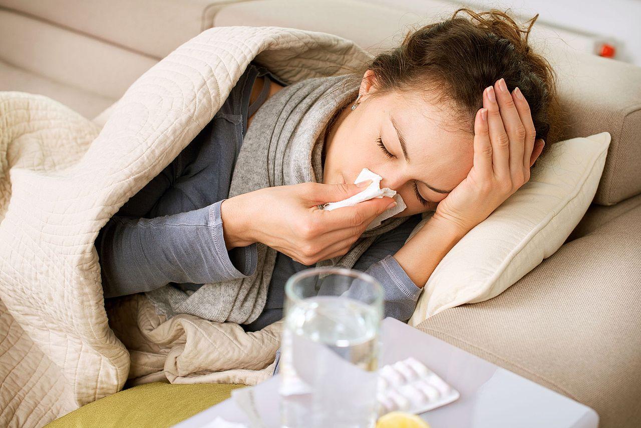 L'épidémie de gastro-entérite et de grippe se propage en France