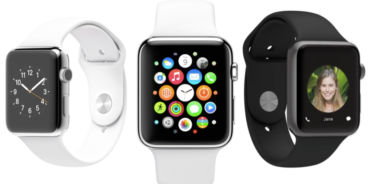 L' Apple Watch arrive officellement en avril