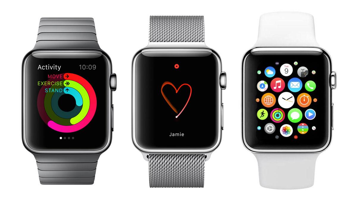 L'Apple Watch et l'autonomie