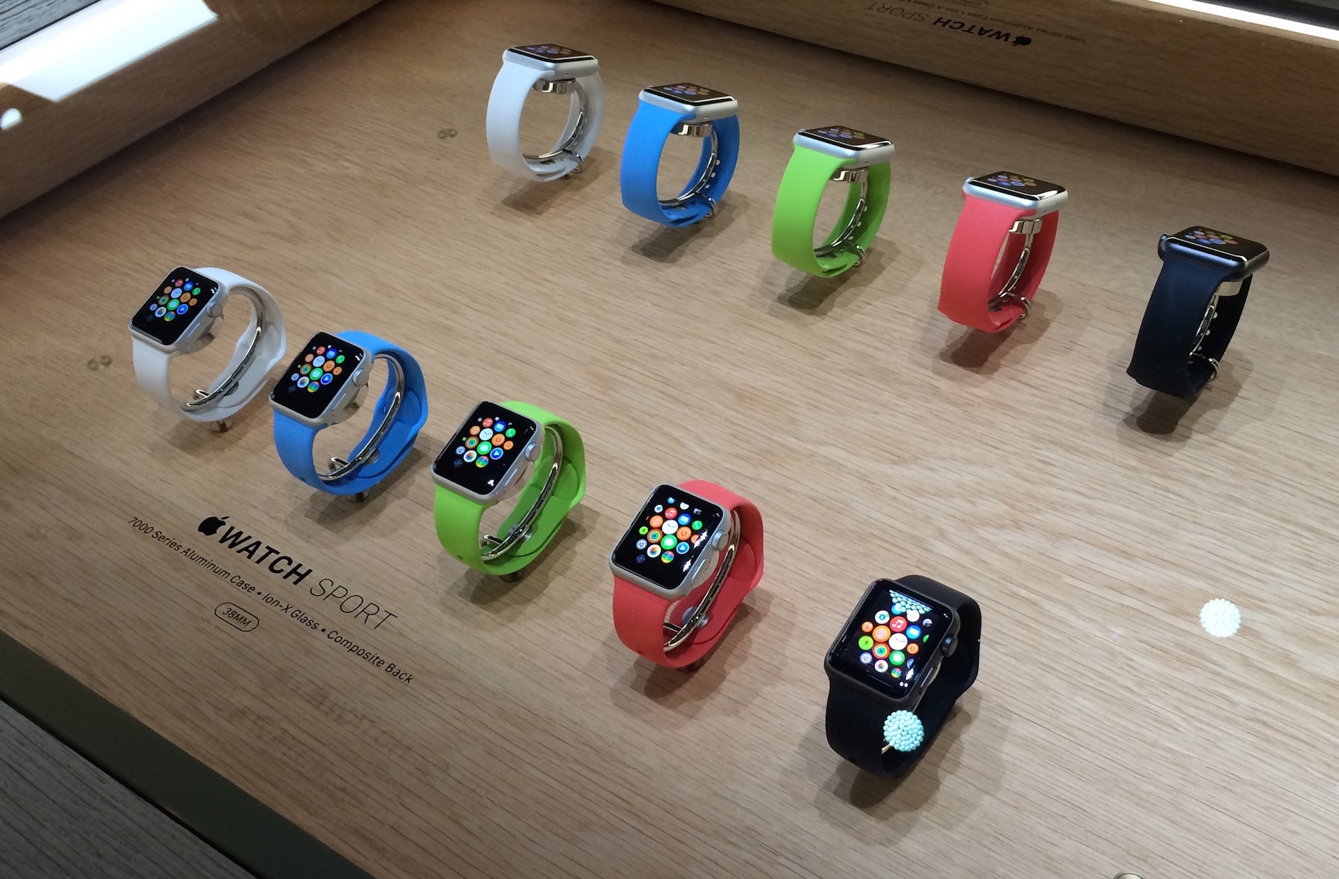 L'Apple Watch ne serait pas disponible pour tout le monde