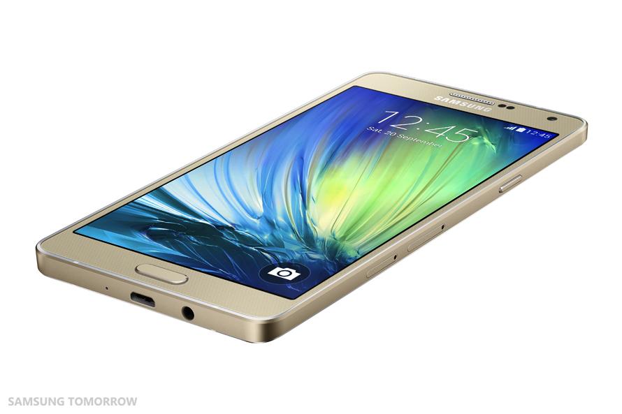 La Galaxy A7