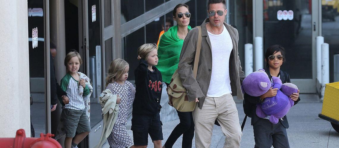 La famille Pitt Jolie
