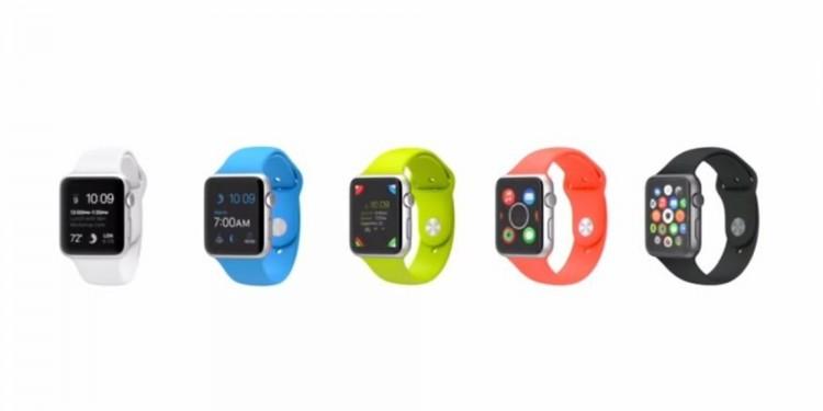 Lancement limité du nombre d'Apple Watch