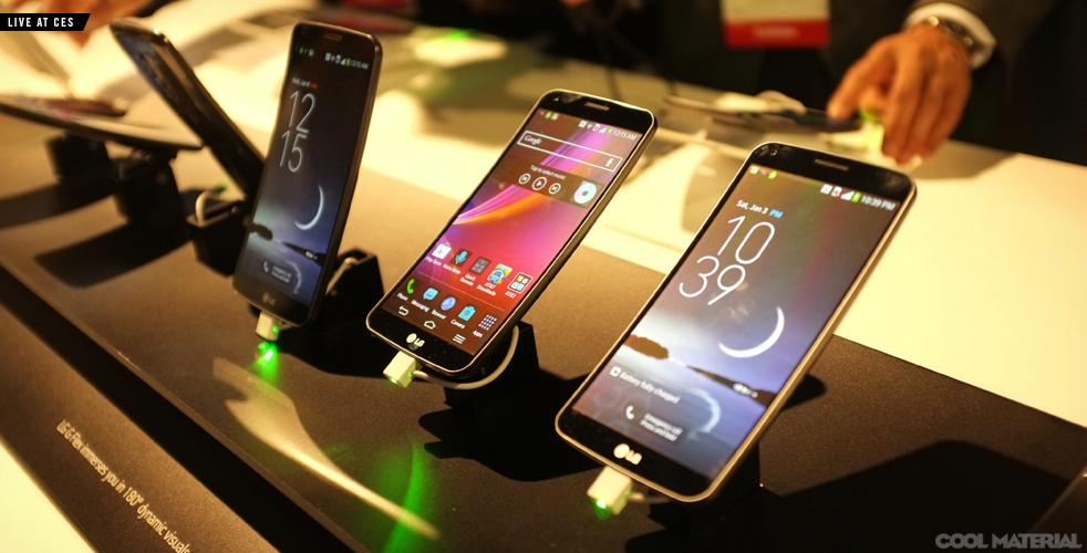 Le LG G Flex2 disponible dès le 30 janvier en Corée du Sud