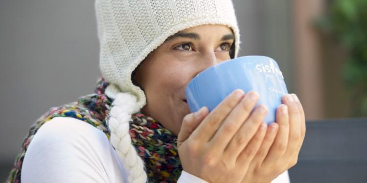 Les femmes et le froid
