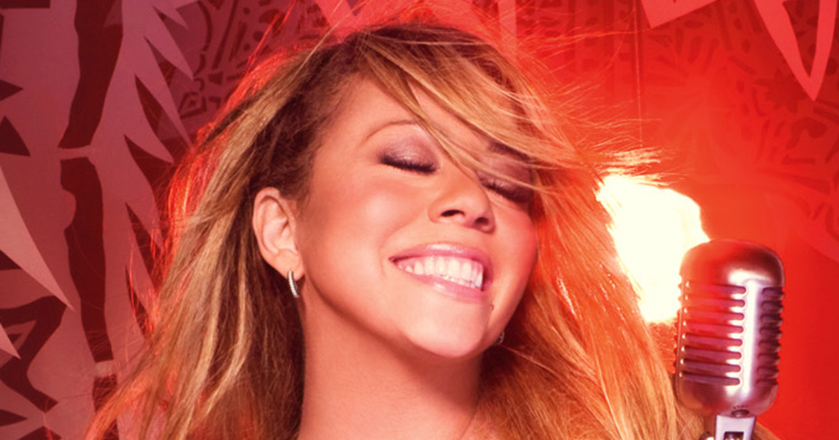 Mariah à Las Vegas
